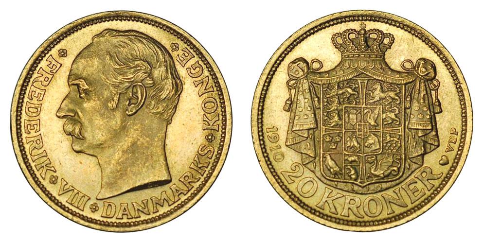 Дания, Швеция, Норвегия 20 крон