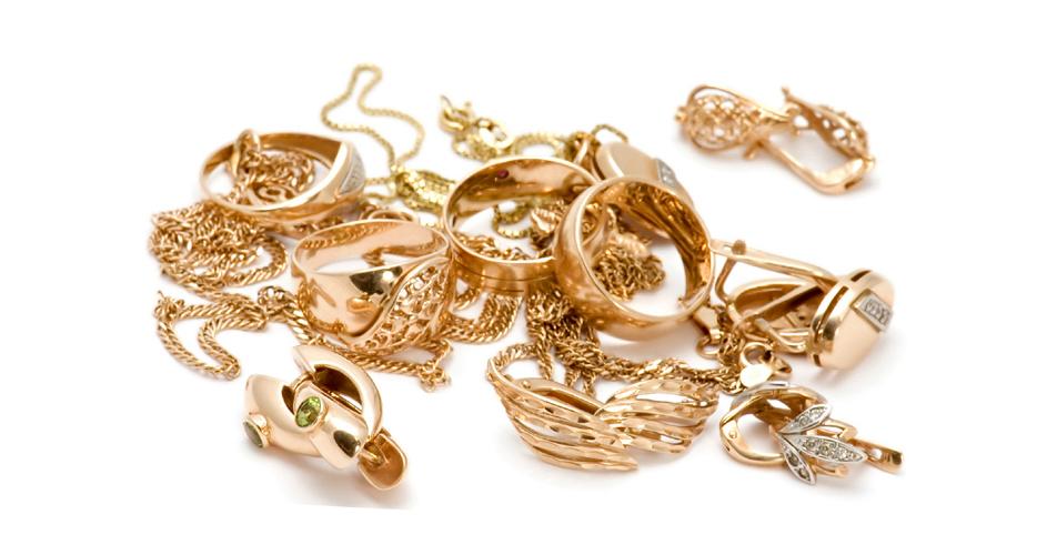 Золотые изделия