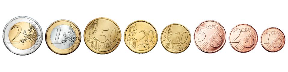 Где можно поменять монеты евро монета 2 лит 1998 купить