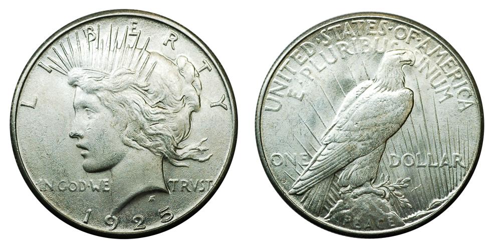 США Доллар до 1935