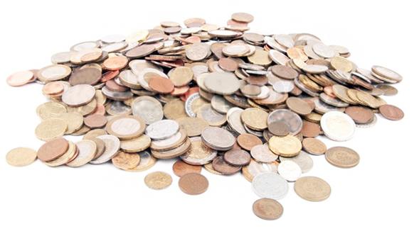 Валютные монеты