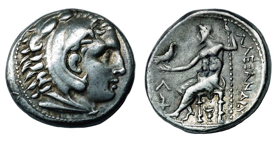 Серебряные монеты александра македонского 5000000 йен