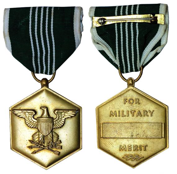 США Медаль Благодарности за военные заслуги (бронза, 35 Х 40 мм), цена 3.5-4.5 доллара